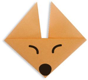 Как сделать коробочка оригами