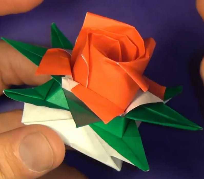 Мастер класс: оригами