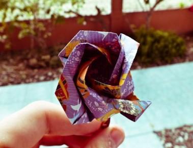 Lt b gt роза кавасаки lt b gt путь оригами