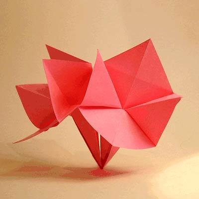 Оригами для начинающих: