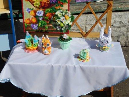 Международная выставка оригами в Киеве