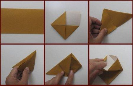 Оригами сборка коробочки санбо