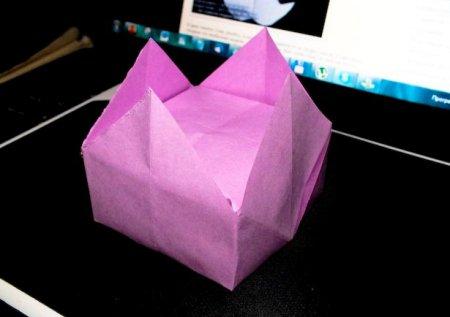 *Оригами для начинающих: