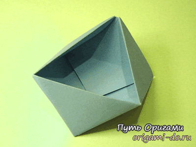 Кстати, такая коробочка сможет