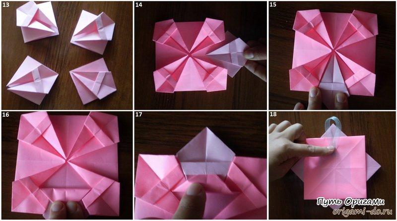 Фото оригами своими руками
