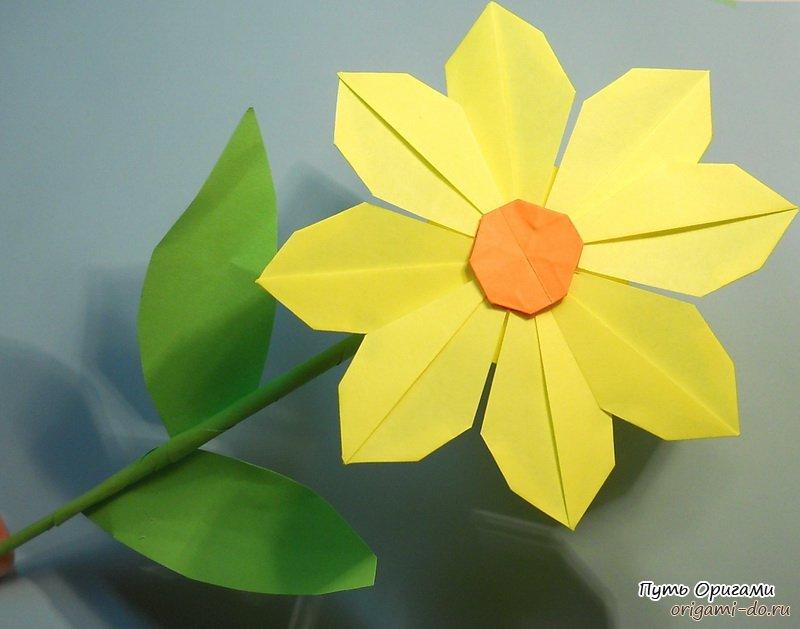 Оригами для детей и новичков –