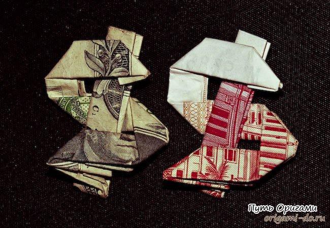 Масло масляное, или оригами