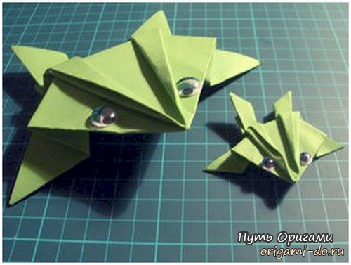Лягушка-попрыгунья