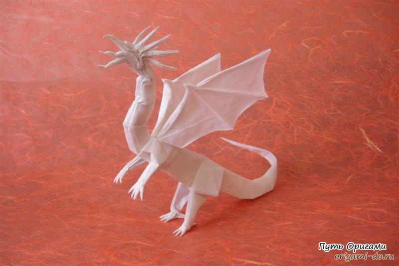 Интересные и сложные оригами