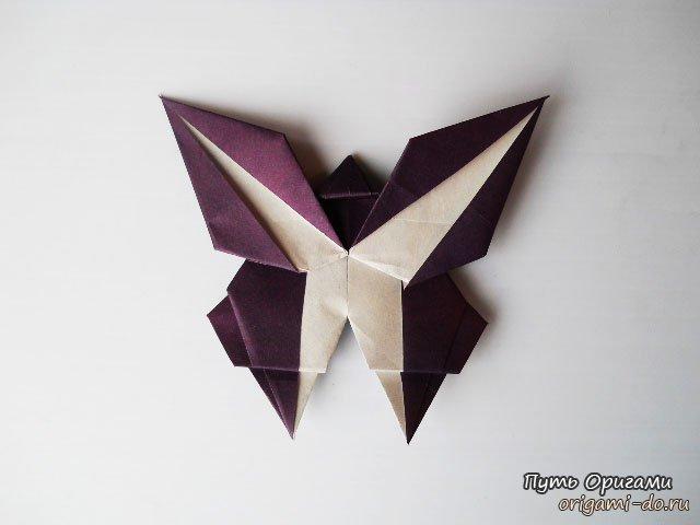 Закладка для книги – бабочка