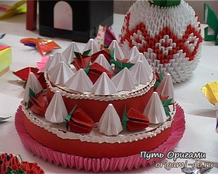 Оригами, как прикладное искусство