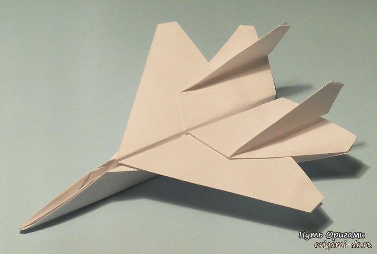 Поделки по техники оригами