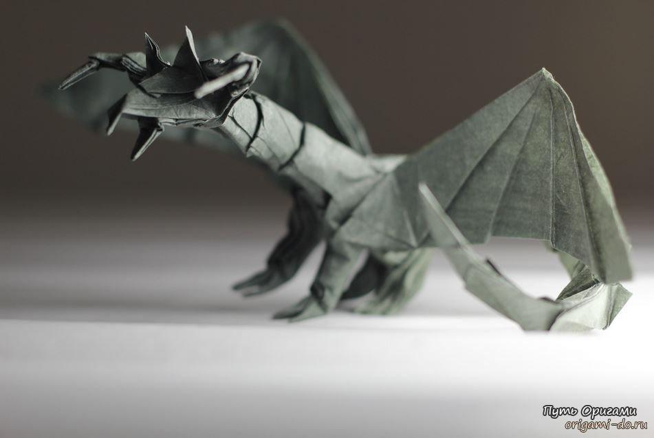Дракон Тьмы от Тадаши Мори