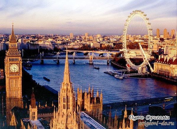 Туры в лондон великобритания