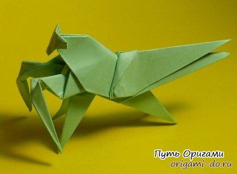 Схемы оригами из бумаги.  Фото и видео мастер классы оригами.