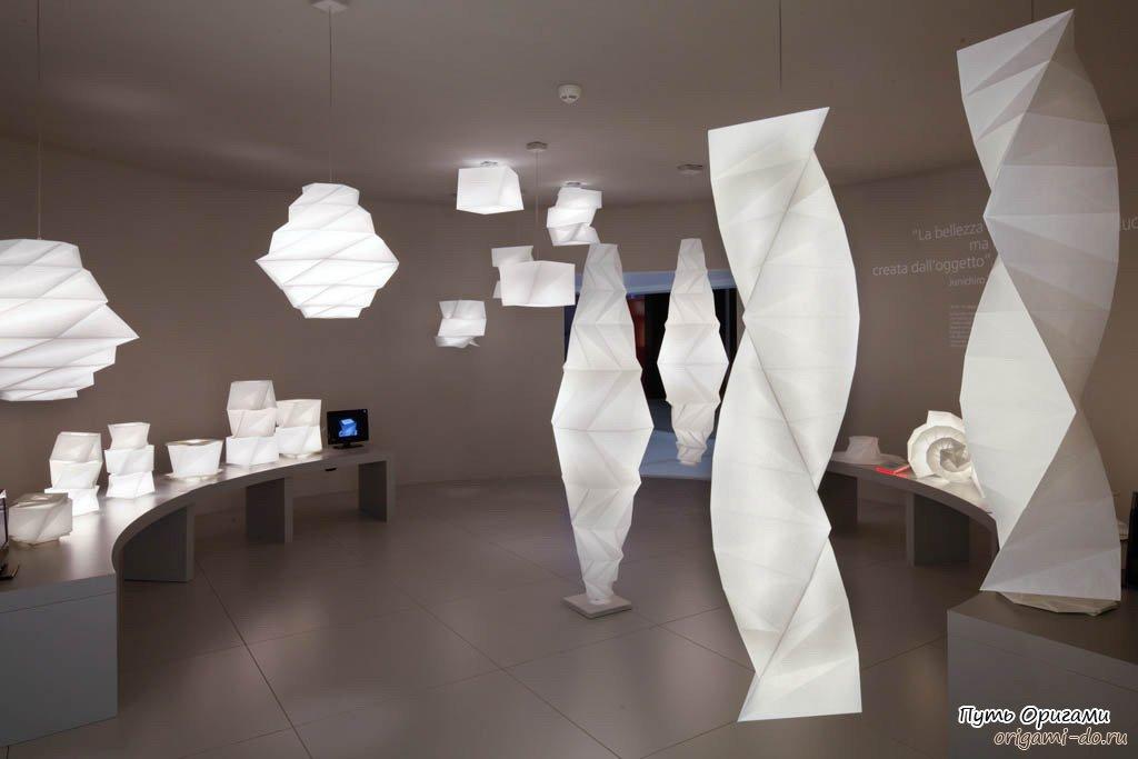 Искусное оригами от японского
