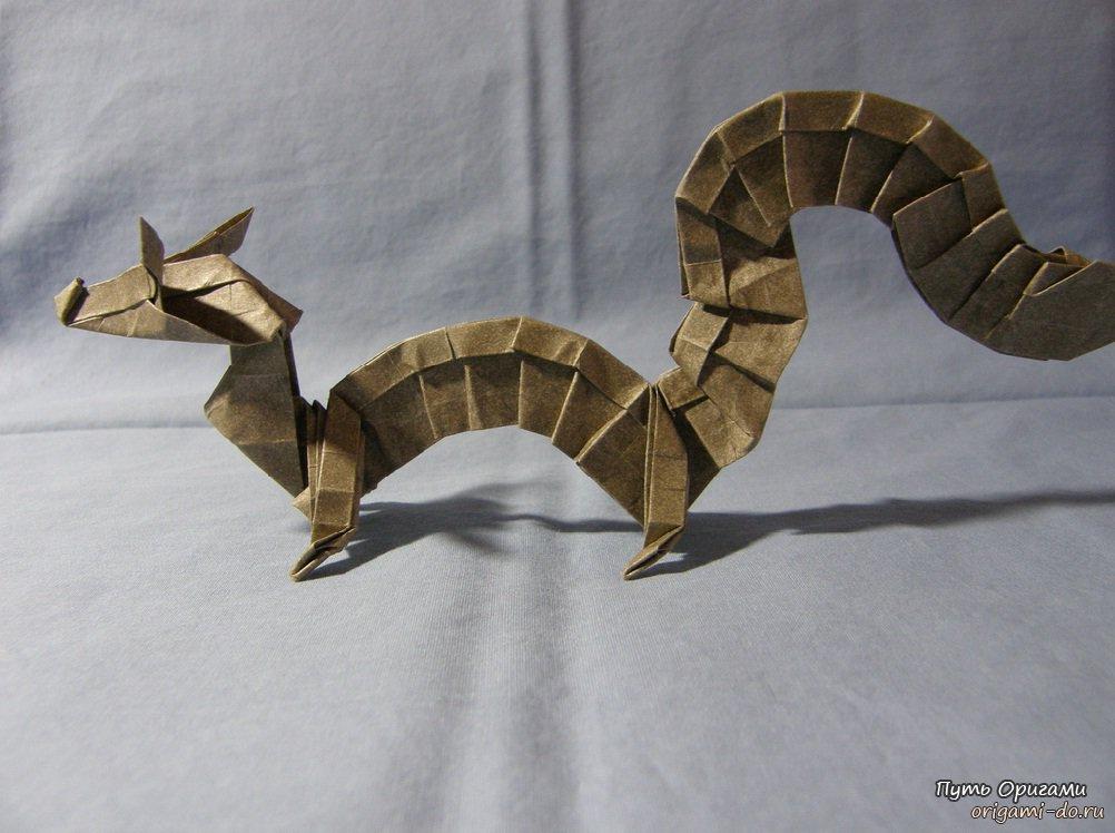 Восточный дракон от Джозефа Ву