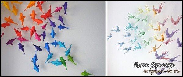 Оригами творчество Сифо Мабоны