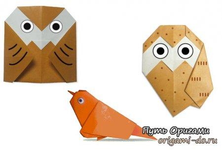 Детские схемы оригами по