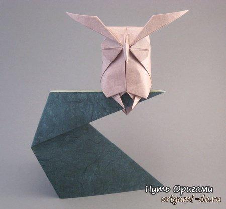 оригамиHideoKomatsu.
