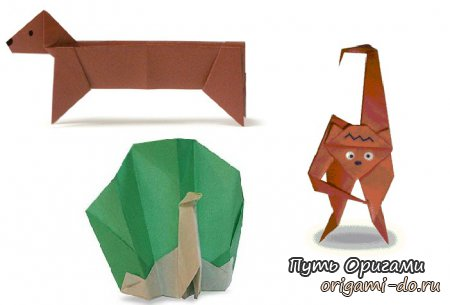 Модульное оригами схема жар птиц фото 113