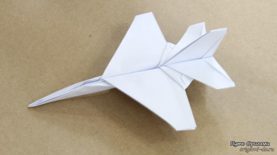Схема Тадаши Мори – оригами