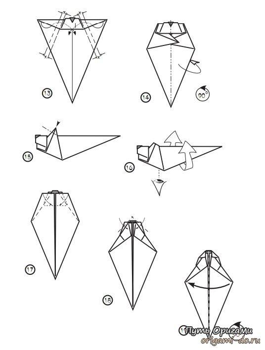 Схема от Rikki Donachie