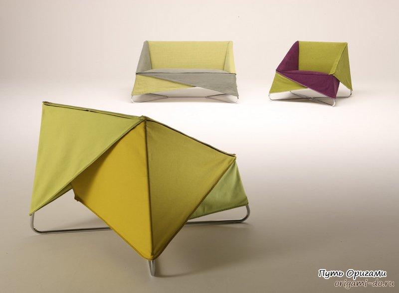 Как сделать вещи из оригами