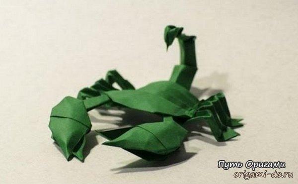 Схема скорпиона от Javier