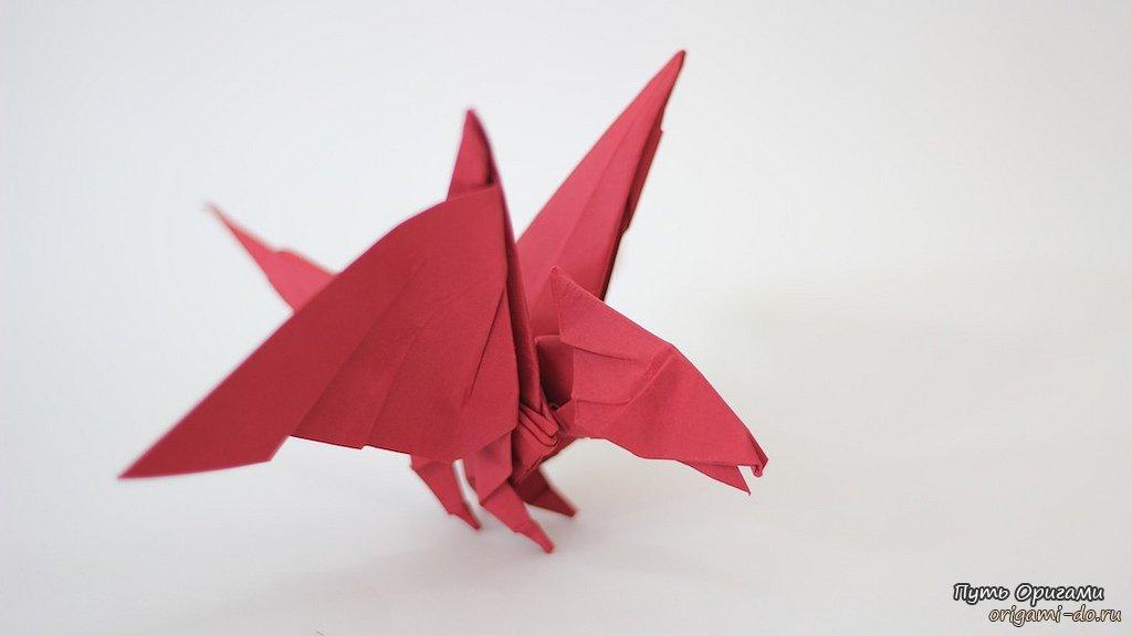 Забавный дракончик от Тадаши