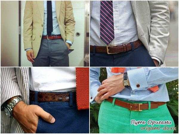 Как правильно выбрать ремень мужской кожаный мужские ремни замшевые
