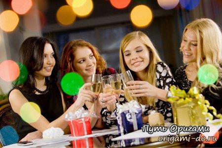 Арт-вечеринка - один из вариантов проведения девичника