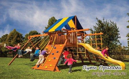 Детская площадка: какой она должна быть?